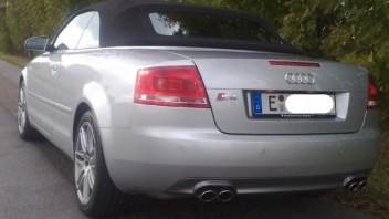 Minne -Audi A4 Cabriolet