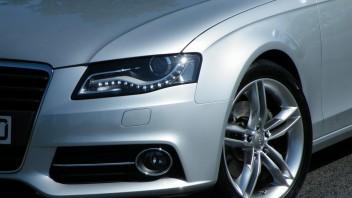 bauks -Audi A4 Limousine