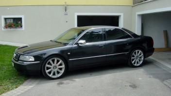Daniel -Audi A8
