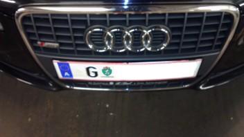 forsti82 -Audi A4 Limousine