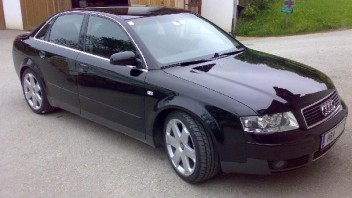 ripperlgod -Audi A4 Limousine