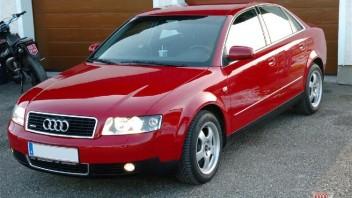 thomas1150 -Audi A4 Limousine