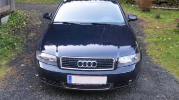 1.8turbo -Audi A4 Limousine