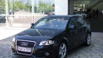 ferkulat -Audi A3