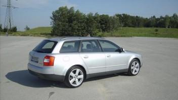 MUVA -Audi A4 Avant
