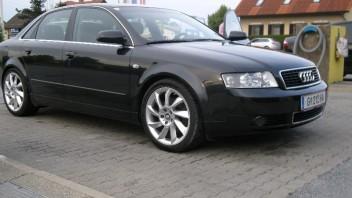 seoba GRAZ -Audi A4 Limousine