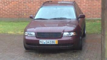 NordFront84 -Audi A4 Avant