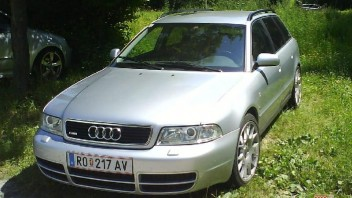 Wrecker -Audi A4 Avant