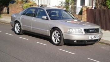 Robert*58 -Audi A8