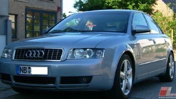 mycar -Audi A4 Limousine
