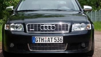 Frank-the-Tank -Audi A4 Limousine