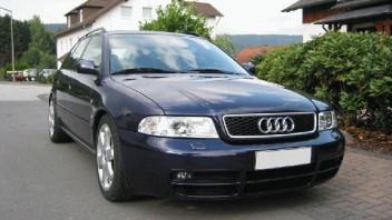 LeChuck -Audi A4 Avant