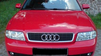 audipete -Audi A4 Limousine