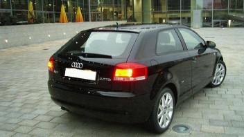 Alkatrass1 -Audi A3