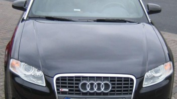 Shadowrunner -Audi A4 Cabriolet