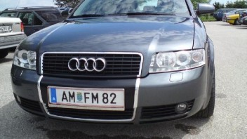 masterandcomander -Audi A4 Avant