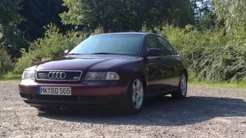 ABT Audi V6 -Audi A4 Limousine