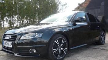 kumpelkalle -Audi A4 Limousine