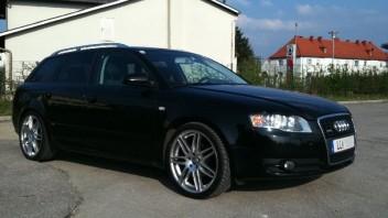 djmanuel -Audi A4 Avant