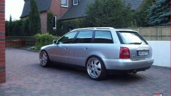 BastianA4 -Audi A4 Avant
