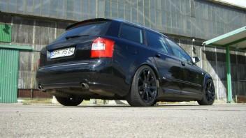 shoppel -Audi A4 Avant
