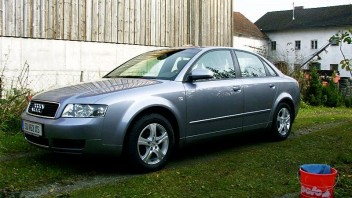 manfred0815 -Audi A4 Limousine