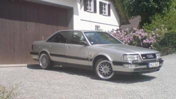 C. Schulte -Audi V8