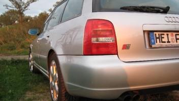 Audifahrer13 -Audi S4