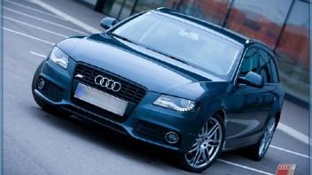 dave85 -Audi A4 Avant