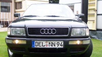 A4avantquattro -Audi 80/90