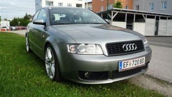 Dabomb -Audi A4 Limousine