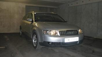 Chlochard -Audi A4 Avant