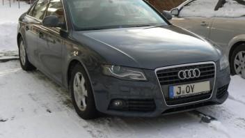 Lichtbringer -Audi A4 Limousine