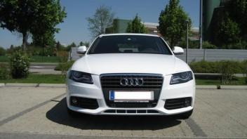 smiley -Audi A4 Avant