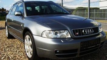 AudiS4B5 -Audi S4