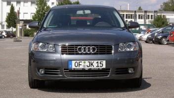 Tyrone -Audi A3