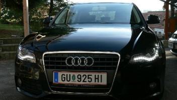 Hari 8K -Audi A4 Limousine