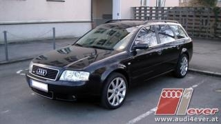 Weissi -Audi A6 Avant