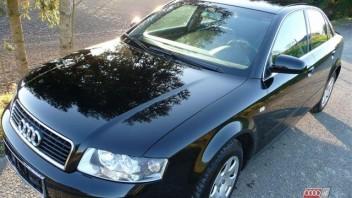 Speedy911 -Audi A4 Limousine