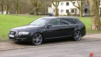 Para -Audi A6 Avant