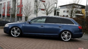 a4_quattro_1.8T -Audi A6 Avant
