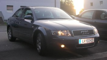 Georg2323 -Audi A4 Limousine