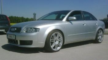 PhilVII -Audi A4 Limousine
