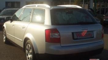 exosphere -Audi A4 Avant