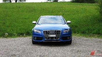 AccelerationT4000 -Audi S4 Avant