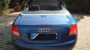 evolution -Audi A4 Cabriolet