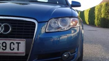 PatziAudi -Audi A4 Limousine