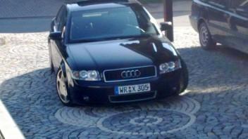 rollin_dice_7 -Audi A4 Limousine