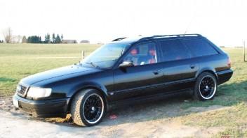 Clint Eastwood AWP -Audi 100