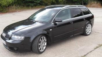 büddel -Audi A4 Avant